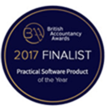 2017 BAA Finalist in Practical Software Product logo